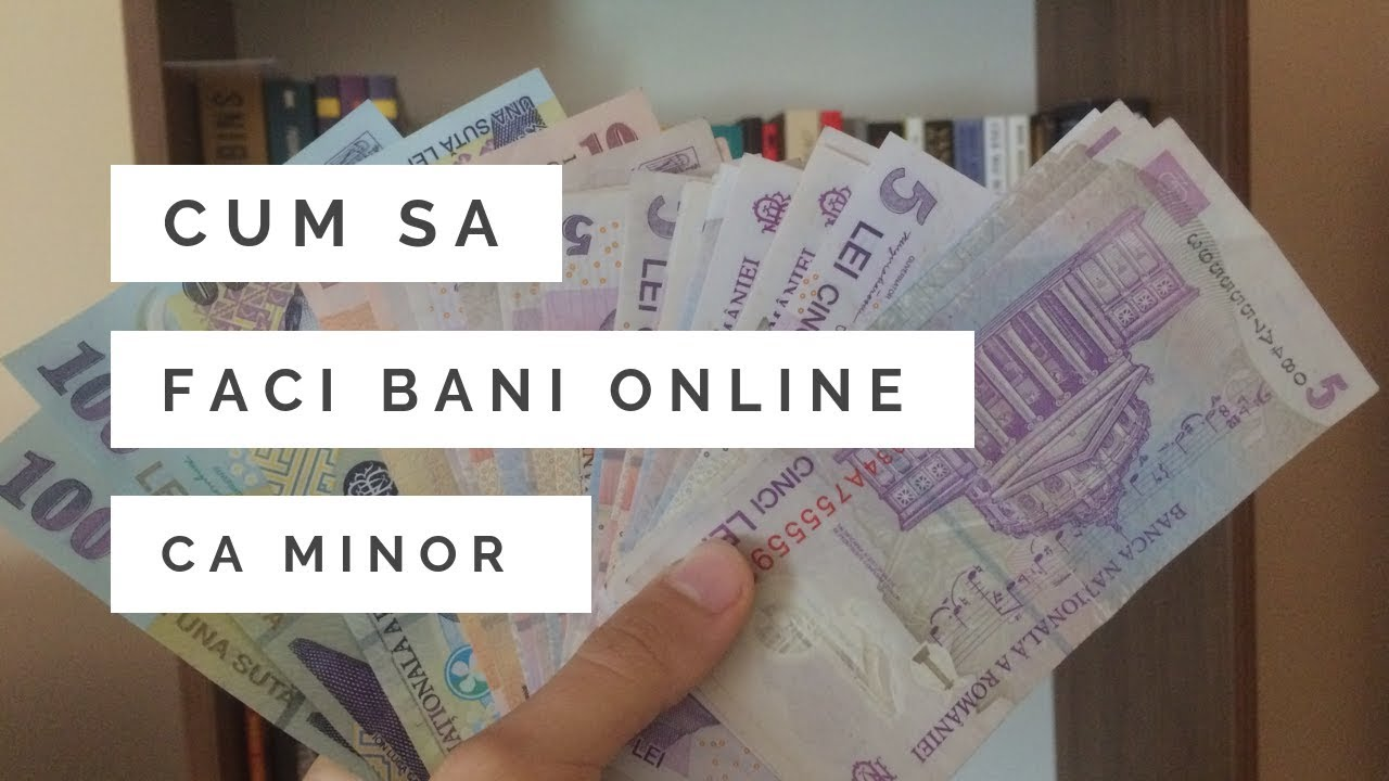 cum să faci bani în timp ce stai acasă fără internet