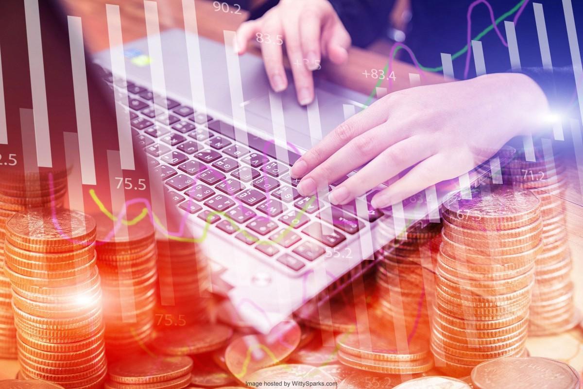 trasarea exemplului liniilor de tendință cum să faci bani în toate modurile