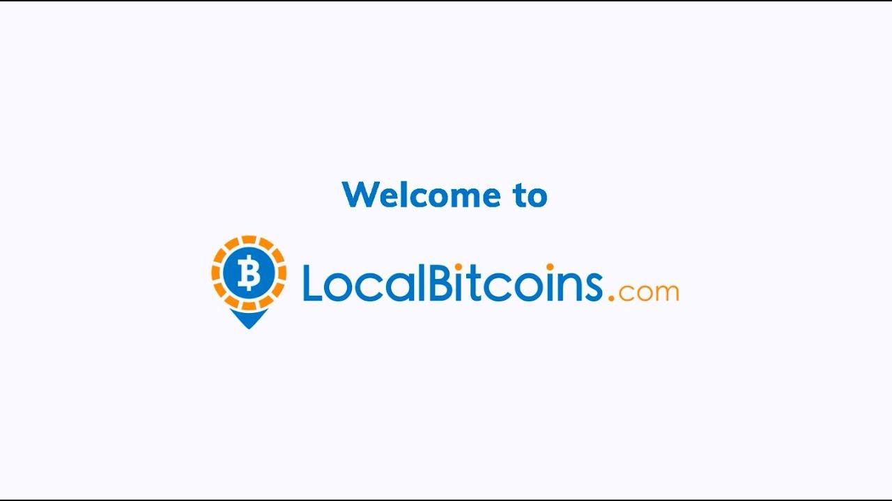 localbitcoins net oficial este realist să câștigi bani în k