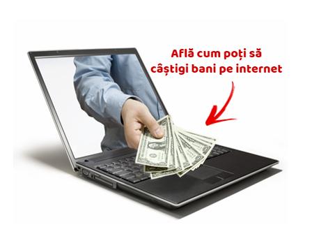 cum să câștigi bani pe internet cel puțin puțin