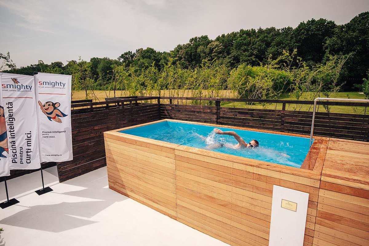 opțiune pentru piscină