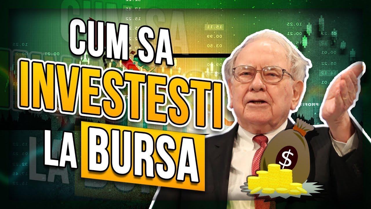 Cum să joci la bursă în România, în loc să pierzi banii la păcănele