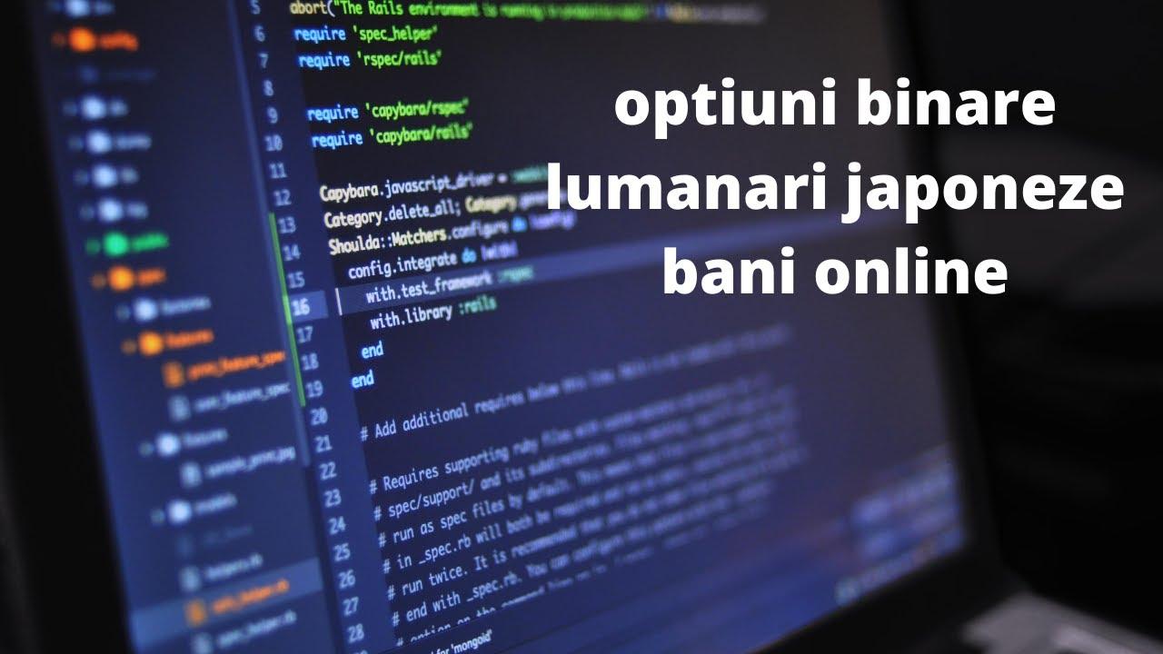 program de strategie pentru opțiuni binare