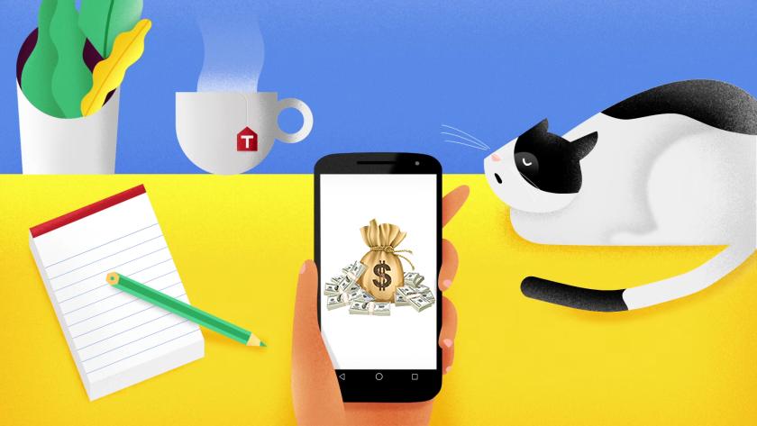 cum se câștigă bani pe telefonul mobil