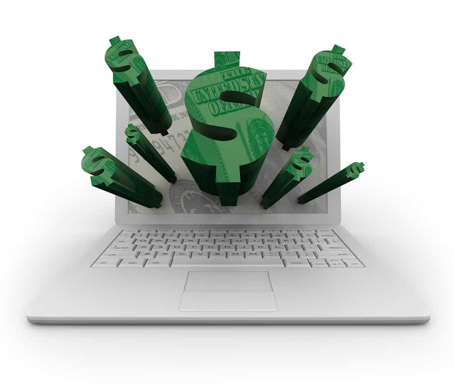 cum să câștigi primii bani pe internet