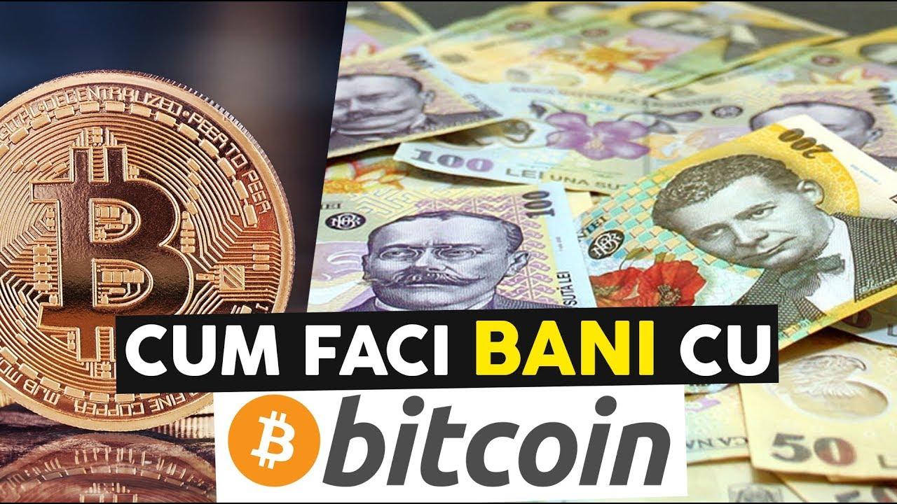 face bani cu bitcoin