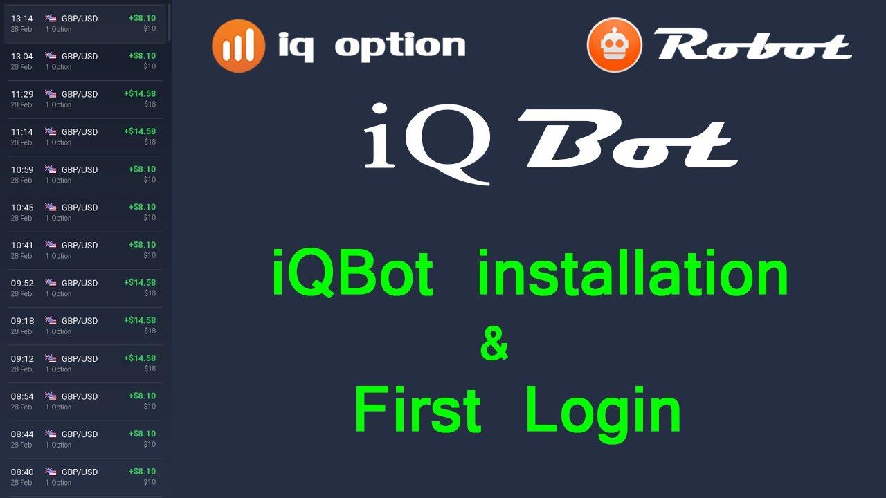 opțiuni binare robot u bot