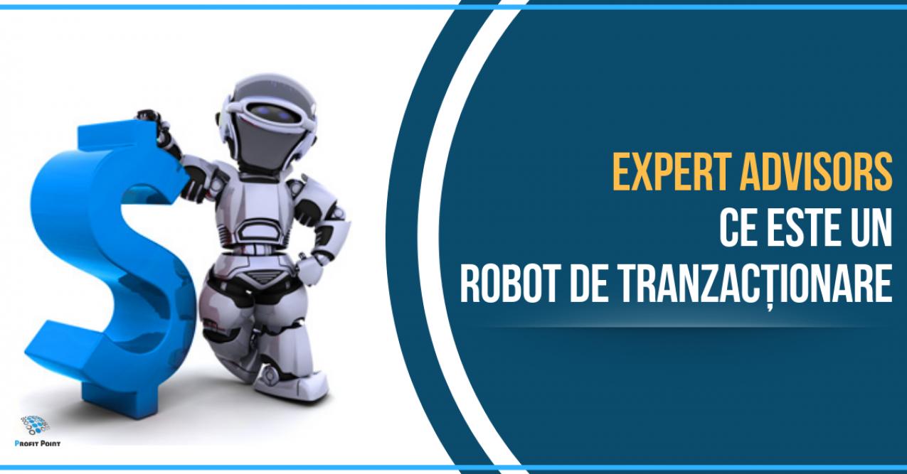 tranzacționarea roboților ce este